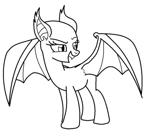 my little pony coloring pages bases mlp bat base by honeyheartbases on deviantart