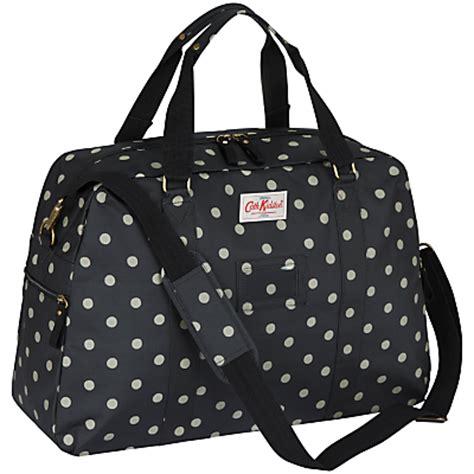 Cath Kidston Travel Bag cath kidston spot charcoal travel bag royal gifts