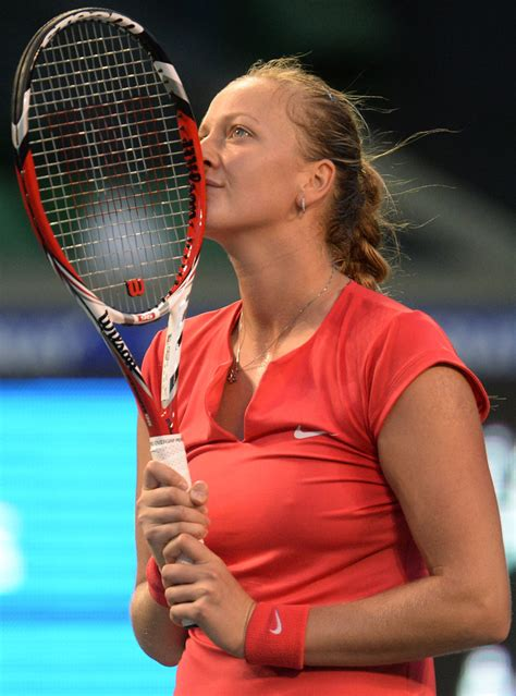Petras Lopsided by Kvitova Wins Showdown With Venus Williams To