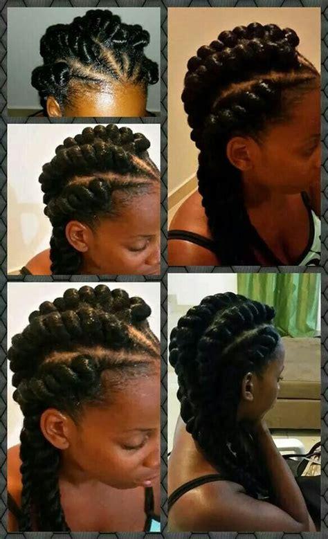 jumbo rope twist jumbo rope cornrow twist hairstyles i want to try