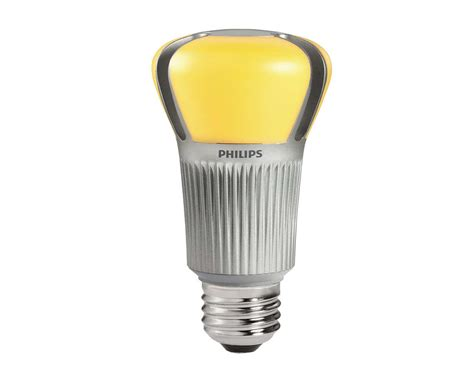 philips a19 led light bulb ambientled 12 5w dimmable a19 bulb philips lighting