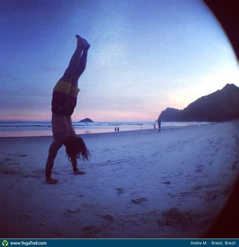 boat pose to handstand handstand yoga pose asana image by andremeyer