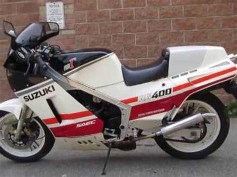 Suzuki Motorcycles Toronto Suzuki Rg400 Gamma Classic Motorcycles For Sale In Toronto