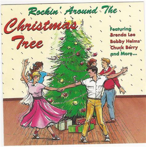 rockin around the christmas tree original tonart rockin around the tree cd album compilation discogs