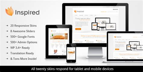 flatline responsive business wordpress theme themes inspired responsive business wordpress theme wordpress