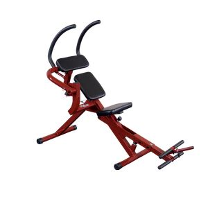best fitness semi recumbent ab bench machines body solid fitness