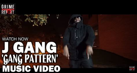 pattern music video the grime report j gang gang pattern music video