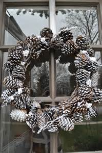 Winter Wreaths For Front Door Just So Lovely Our Front Door Winter Wreath
