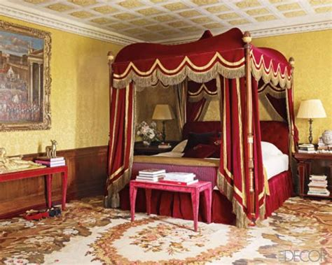 red canopy bed curtains 25 glamorous canopy beds for romantic and modern bedroom