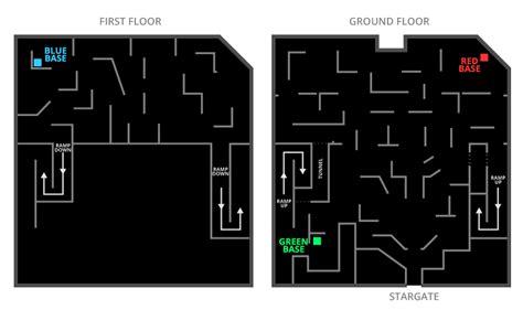 laser tag floor plan photo mohegan sun floor plan images 100 arena floor