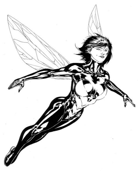 avengers wasp coloring pages coloring pages wasp printable for kids adults free