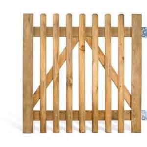 comment un portillon en bois