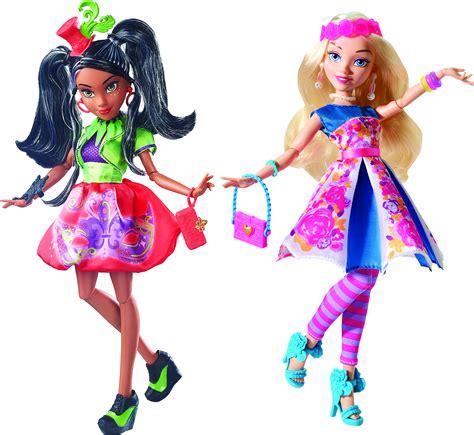disney descendants neon lights dolls oct162651 disney descendants neon lights doll asst