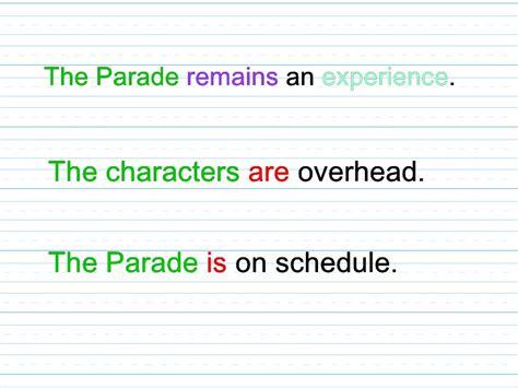 sentence pattern s lv pn exles sentence bases