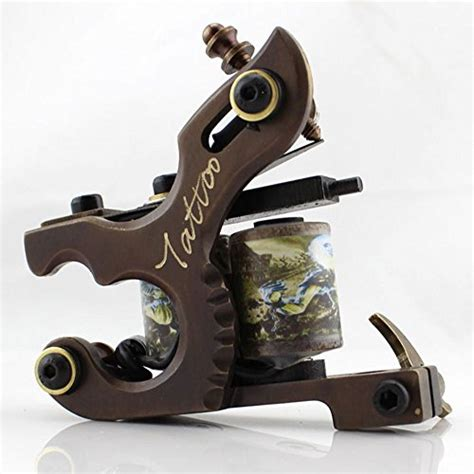 tattoo gun frames horiking tattoo supply copper frame 12 warp coil tattoo