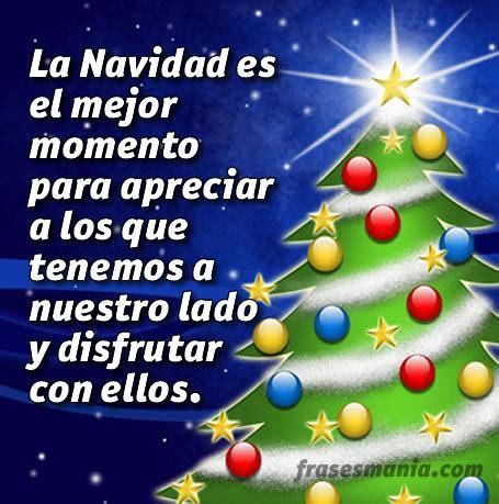 imagenes con frases de navidad y felices fiestas 103 frases de navidad con felicitaciones navide 241 as