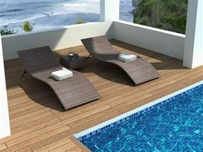 Reclining Wooden Garden Chairs » Home Design