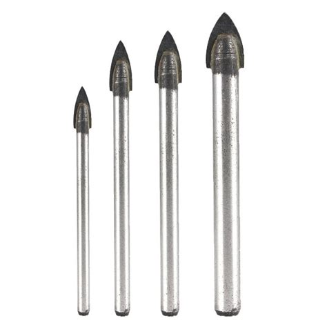 Which Drill Bit To Use For Ceramic Tile - porcelain spear ceramic tile glass marble drill bit 4