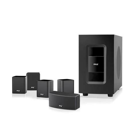 channel home theater system active subwoofer