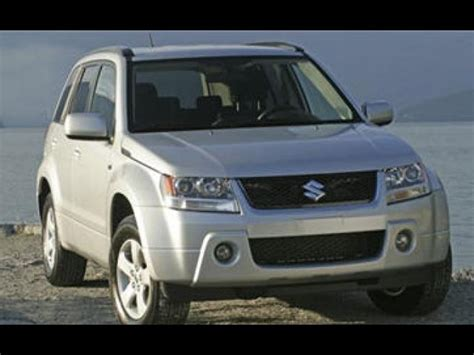 Problems With Suzuki Grand Vitara 2008 Suzuki Grand Vitara Problems Mechanic Advisor