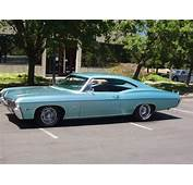 Classic 68 Impala Is One Nice Resto Mod Find On Hemmings