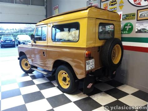 land rover santana 88 diesel corto portal for buying and