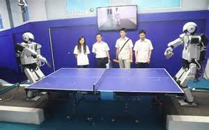 unveil table tennis robots that can serve and