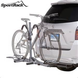 sportrack sr2901 2 bike tilting platform hitch rack