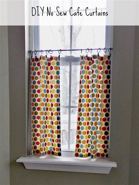sewing cafe curtains best 25 cafe curtains kitchen ideas on pinterest