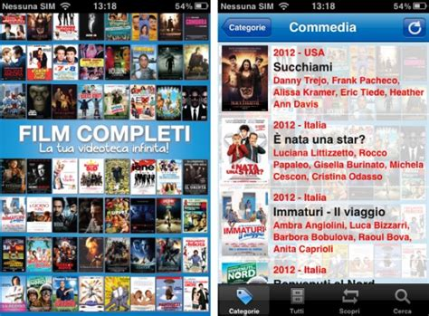 film youtube it completi film completi l applicazione per guardare film completi