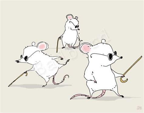 Three Blind Mouse three blind mice
