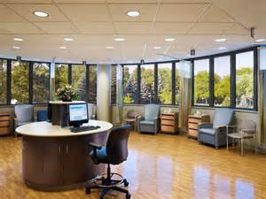 Infusion Center Kellogg Cancer Center Esa Eckenhoff Saunders Architects