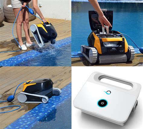 lunghezza vasca piscina robot piscina dolphin e 20 maytronics robot piscina