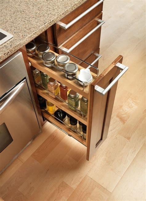 pull  spice rack    kitchen