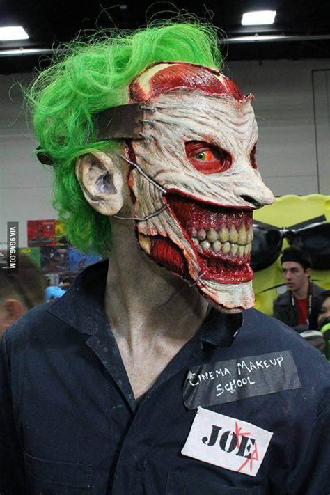 imagenes de joker new 52 40 halloween costumes will scare the living daylights out