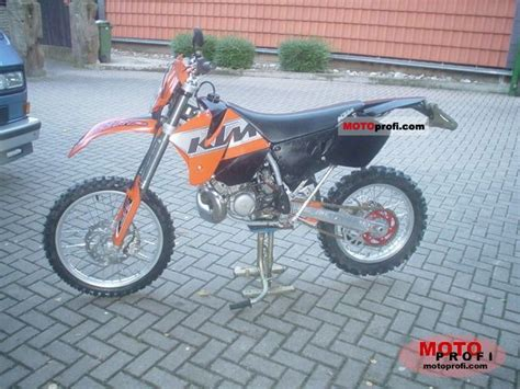 2000 Ktm 200 Exc Specs Ktm 200 Exc 2000 Specs And Photos