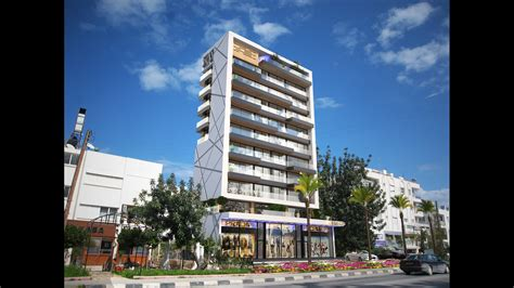 apartments in tower tower 34 luxury apartments central kyrenia northern cyprus