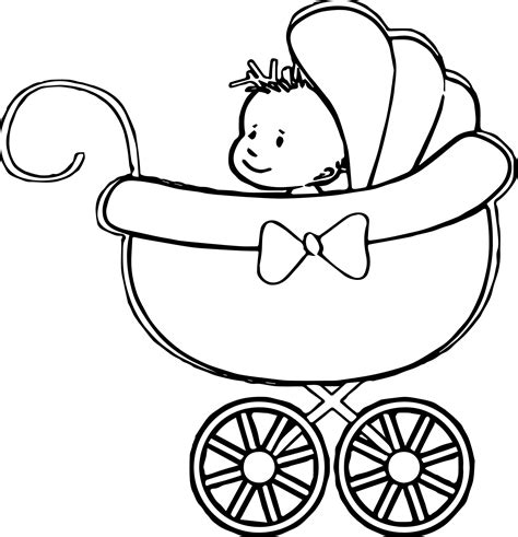 baby shower coloring pages free printable baby coloring pages for