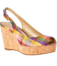 colorful wedge sandals stuart weitzman s colorful wedge sandal size 10 m