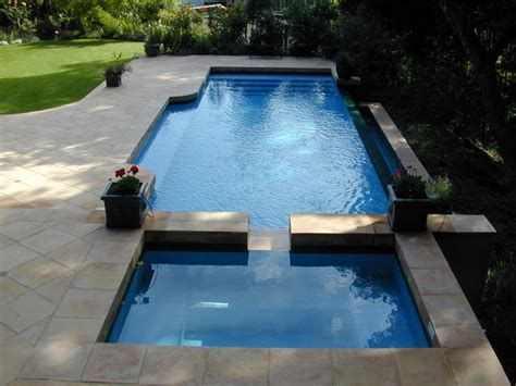 pool und spa pool and spa modern pool san francisco by swanpools