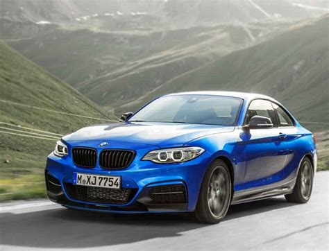 Bmw Service Schedule by Bmw 2 Series Maintenance Cost And Schedule Guide