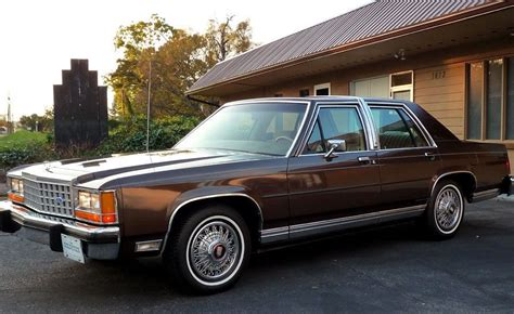 1986 ford ltd crown victoria h o youtube 1986 ford crown victoria perfect panther