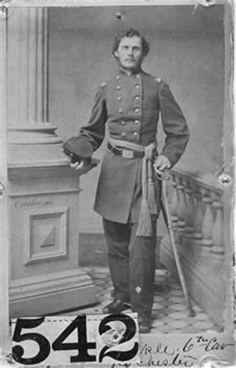 Sgt. Jacob Van Winkle, 6th NY Cavalry Regiment - NY