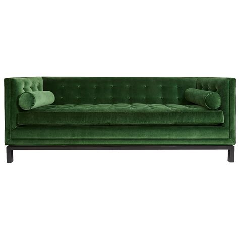 emerald sofa emerald velvet sofa black rooster decor