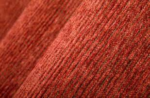 soft touch chenille upholstery fabric in claret