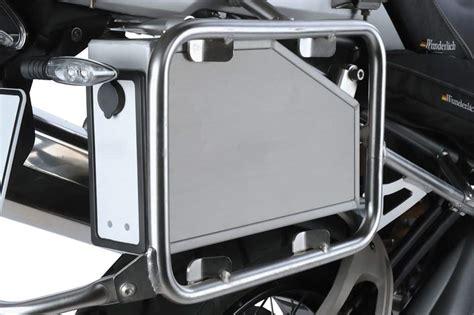 Bmw Motorrad Zubeh R R 1200 Gs by Mehr Stauraum Kofferbox Hinter Original Koffern F 252 R Die R