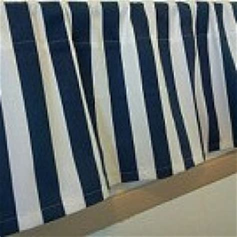 Navy Blue And White Valance Navy Blue And White Striped Valances Aftcra