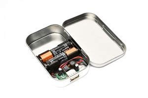 build your own usb charger 17 best images about altoid tin can projects on