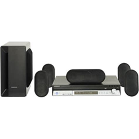 samsung ht x50 5 disc 1000 watt home theater surround