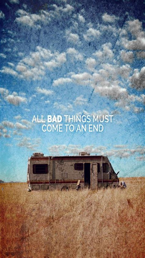 iphone wallpaper hd breaking bad all bad things come to an end iphone 5 wallpaper 640x1136